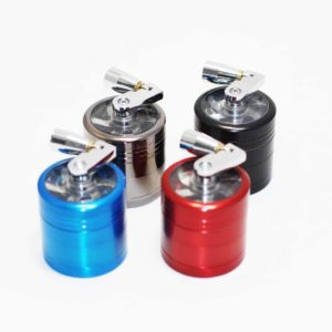 All Colours 4pc Grinder
