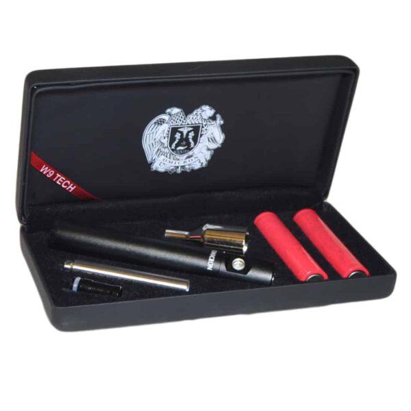 Delta9 Omicron Portable Wax Vaporizer Open Box