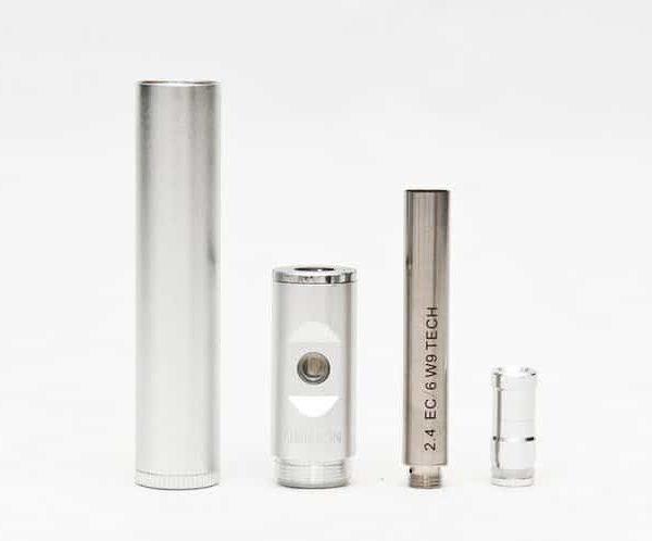 Delta9 Omicron Portable Wax Vaporizer Apart