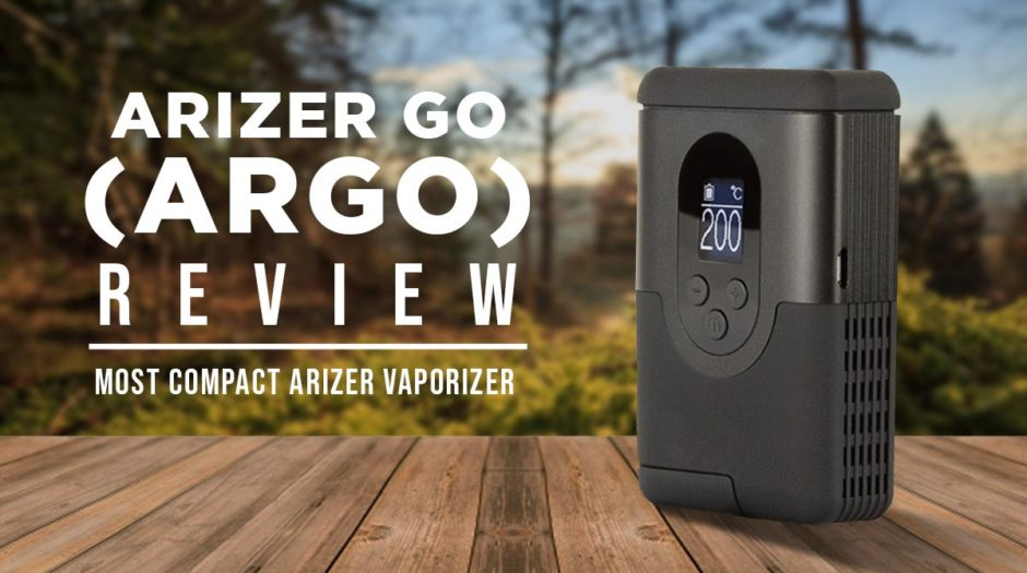 Arizer Go (ArGo) Review