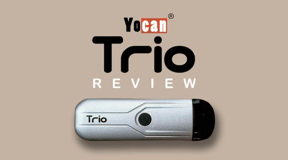 Yocan Trio Review