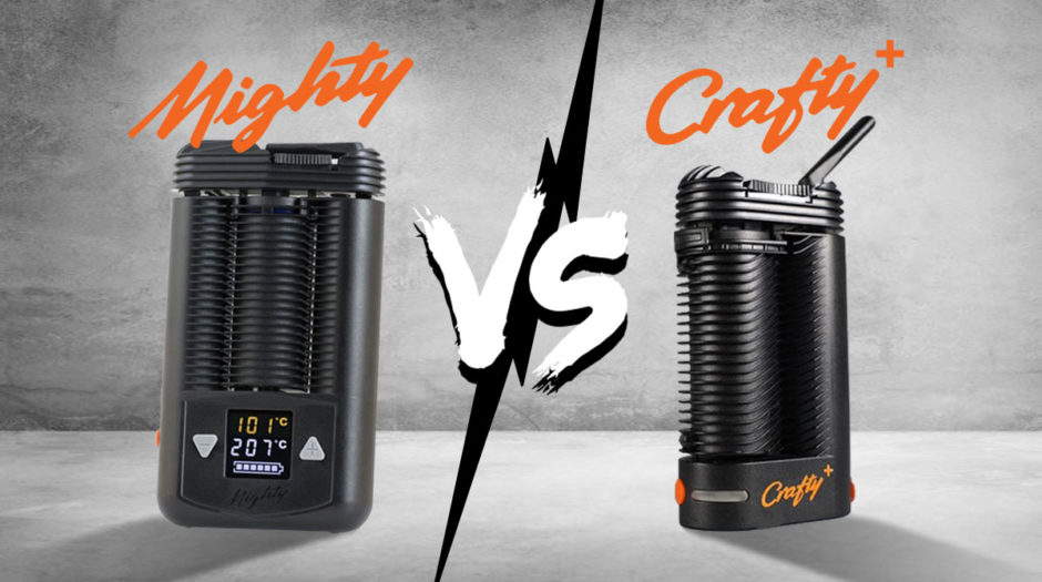 Mighty vs Crafty+