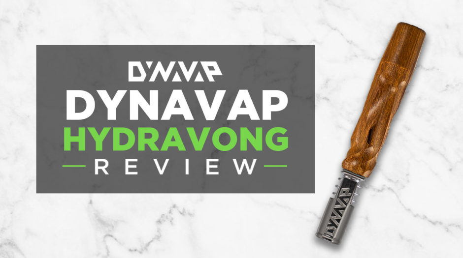 Dynavap HydraVonG Review